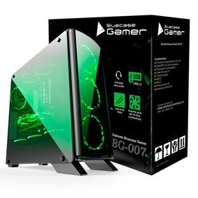 Gabinete Gamer Bluecase Bg007 S/fonte S/ Fam