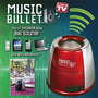 Corneta Amplificador Speaker Music Bullet Tv Compras Iphone