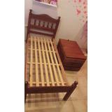 Cuna-cama Funcional De Algarrobo