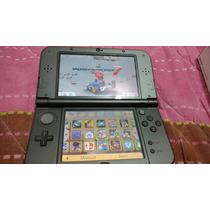New Nintendo 3ds Xl Casi Nuevo Poco Uso Varios Juegos