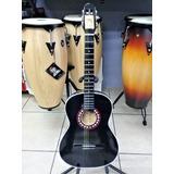 Guitarra Clásica Varios Colores Con Funda