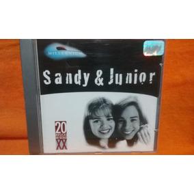 Cd Sandy E Junior - Millennium