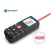 Trena Laser Digital 40m Mileseey X5