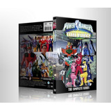 Dvds Power Rangers Força Do Tempo