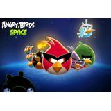 Painel Decorativo Festa Infantil Angry Birds (mod5)