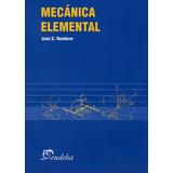 Mecanica Elemental - Juan G. Roederer