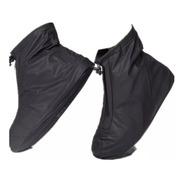 Galochas Moto Lluvia Cubre Zapatos Motoscba O