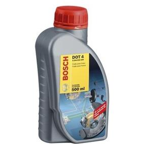 Fluido De Freio Dot 4 - Bosch - 0204032339 - Unitário