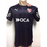Camiseta De Independiente De Avellaneda Suplente Azul 2017