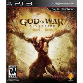 God Of War: Ascension 100% Português Ps3 - Mídia Física Novo