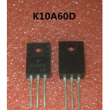 Mosfet K10a60d K10a60 Sustituto K10a50d K10a50 Transistor *