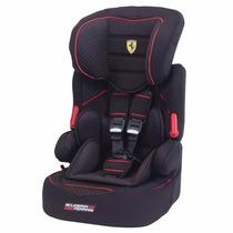 Butaca Booster Ferrari Imax 9 A 36 K Alarma Reductor 2 Posic