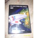 Rollings Stones Original Steel Wheels Tokio 1990 Dvd
