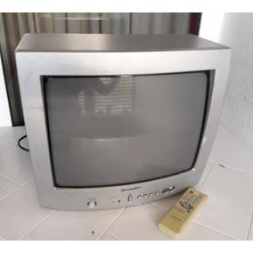Television Color Tv14 Sharp Modelo 14lk14 Con Control Remoto