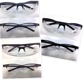 Oa423 Armação Alumínio Óculos Masculino+ Caixa Temos 3 Cores · R  99 50a351ca34