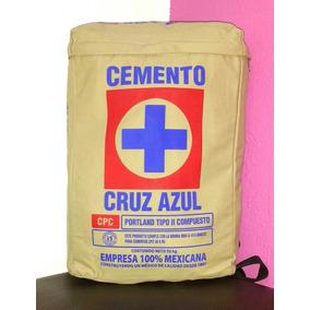 Morral Cemento Cruz Azul (beige)