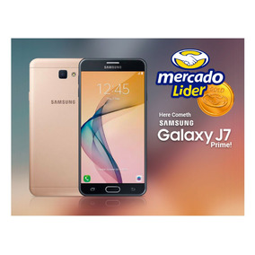 Samsung Galaxy J7 Prime 16gb 4g Lte Lector De Huella + Mica