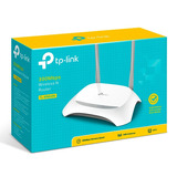 Router Tp-link Tl-wr840n 2 Antenas 300mbps 2.4ghz Wifi