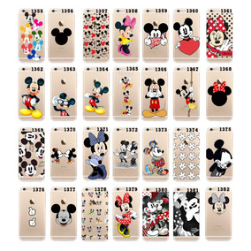 Capinha Case Capa Tpu Iphone 4s 5 5s 5c Se 6 6s 7 8 Plus X