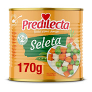 Seleta De Legumes 170g Predilecta