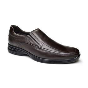 Sapato Democrata - Brown