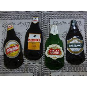 Botellas Aplastadas De Vitrofusion. Todas Las Marcas!
