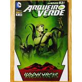 Dc Comics Os Novos 52! Arqueiro Verde Nº 5 Segredos Mortais!
