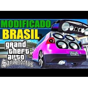 Gta San Andreas Pc Modificado Brasil V3