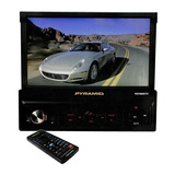 Dvd Automotivo Pyramid Pd7000dtv - Tela 7 - Pronta Entrega