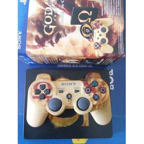 God Of War Ascension Edicion Coleccion Ps3 Collector Control
