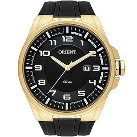 003c73407dd Relógio Orient Mgsp1003 Masculino Mostrador Preto Original. R  548