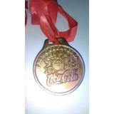 Antigua Medalla Premio Coca Cola