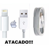Cabo Usb Iphone 5g 5s 5c 6g 6s 7g E Plus Ipad 4 Ipod Atacado