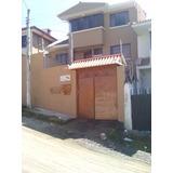Casa De 3 Pisos Con Un Mini Departamento Independiente 175m²