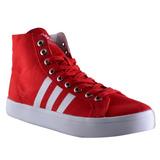 Botas adidas Original Courtvantage Mid Hombre Rojo