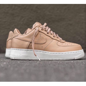 Zapatillas Nike Air Force 1 Ultra Cuero Marrones Talle 35/38