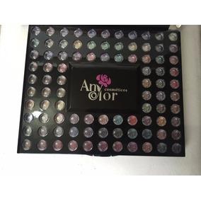 Kit De Maquiagem Any Color ( Oferta )