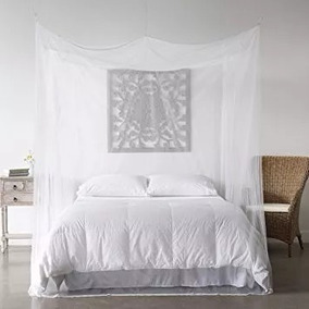 Bed Canopy Mosquitero De Cama Full Queen King Size Exclusivo