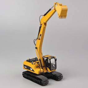 Escavadeira Caterpillar 320d L 55215 Norscot - 1:50