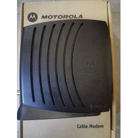 Cable Modem Motorola Sb5101n