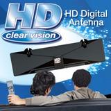 Antena Tdt Hd Clear Vision Tv Digital Televisión Televisor