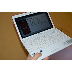 Netbook Lg X110 120gb Hd W732 Bit Inmaculada C/chip