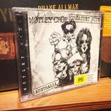 Mötley Crüe Greatest Hits Cd Dvd