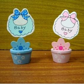 Baby Shower Souvenirs Portamensaje X6