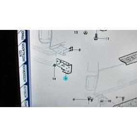 Suporte Parachoque Traseiro Blazer 01/ Direito Gm 15719946