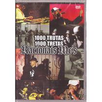 Dvd Racionais Mcs 1000 Trutas 1000 Tretas Novo Lacrado