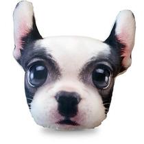 Almofada Cachorro Bulldog Big Head