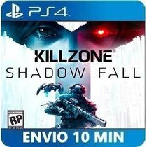 Killzone Shadow Fall Ps4 Psn Digital