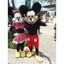 Alugo Mickey E Minnie, Fantasia Personajem Vivo.