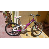 Bicicleta Trek Modelo Mt220 Aro 24